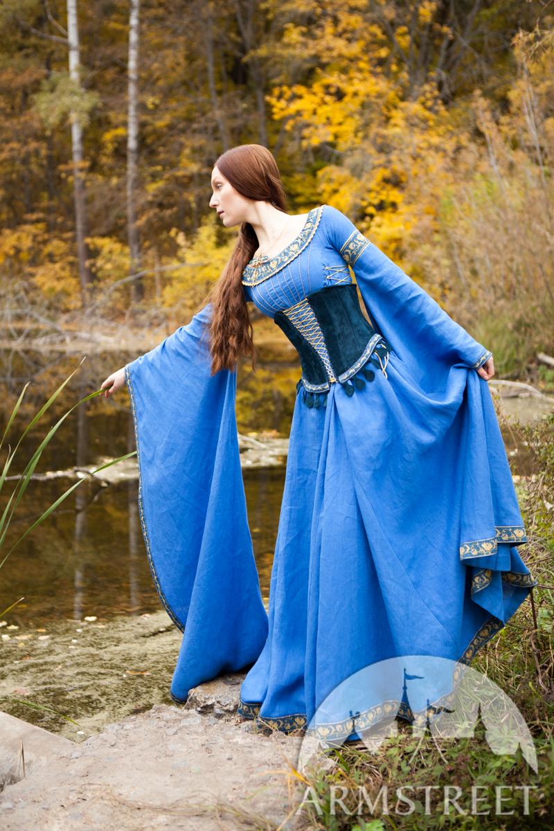171 dame du lac 187 ceinture corset m233di233val en su232de 224 vendre