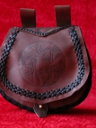 Средневековая поясная сумочка с кельтским орнаментом - Стиль.