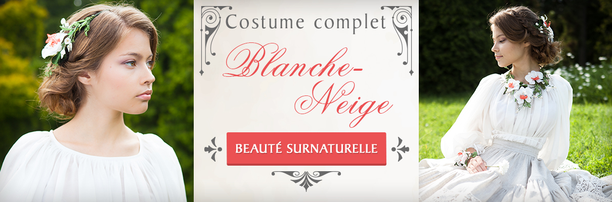 Blanche-Neige est ici !